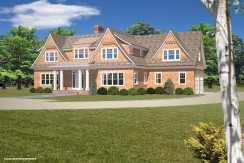 Rendering - Water Mill Towd lot 4