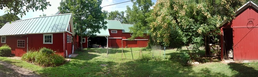 North Fork Farmhouse on 6 Acres-Barn- Pump House