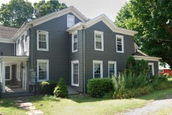 North Fork Farmhouse on 6 Acres- 1 of 2 Driveways